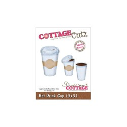 Cottage Cutz Hot Drink Cup dies