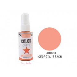 Heidi Swapp Color Shine Spritz GEORGIA PEACH