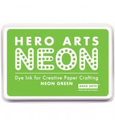 Hero Arts Inkpad NEON GREEN