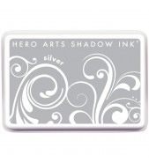 Hero Arts Inkpad SILVER SHADOW