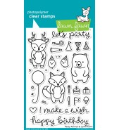Lawn Fawn PARTY ANIMALS stamp set