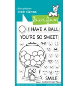 Lawn Fawn SWEET SMILES stamp set