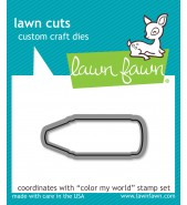 Lawn Fawn COLOR MY WORLD die set