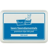 Lawn Fawn ink pad FISH TANK