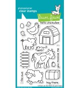 Lawn Fawn CRITTERS ON THE FARM stamps