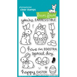 Lawn Fawn EGGSTRA SPECIAL EASTER stamp set