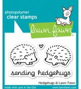 Lawn Fawn HEDGEHUGS stamp set
