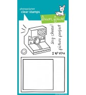 Lawn Fawn Say Cheese stamp set