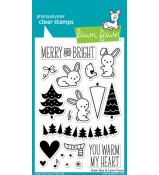 Lawn Fawn SNOW DAY stamp set