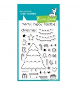 Lawn Fawn Trim the Tree stamp set