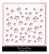 MFT Mix-Ability Stencils Star Gaze