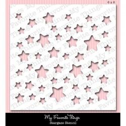 MFT Mix-Ability Stencils Star Gaze