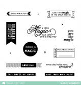 Mama Elephant MAGIC MOMENTS stamps