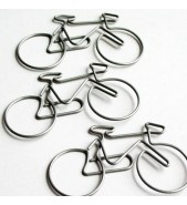Maya Road Vintage Trinket Clips LET'S RIDE BICYCLES