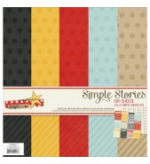 Simple Stories Say Cheese 12x12 Basics Collection