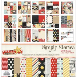 Simple Stories Say Cheese 12x12 Collection
