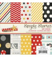 Simple Stories Say Cheese 6x6 Paper Pad