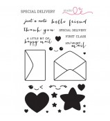 Studio L2E SPECIAL DELIVERY stamp set