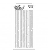 Tim Holtz Layered Stencil STRIPES THS 004